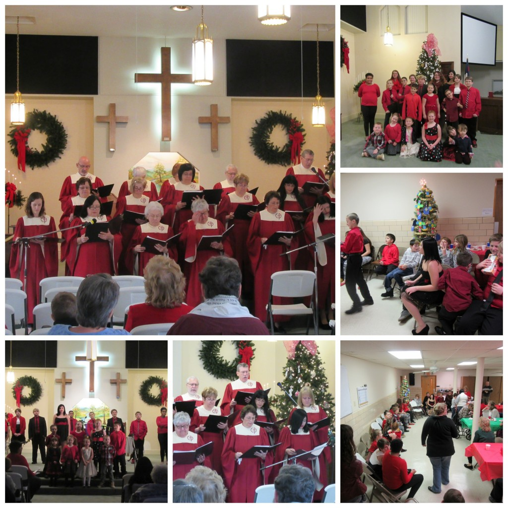 Christmas Cantata and Children's Program